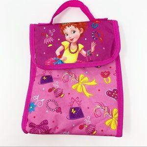 Disney Fancy Nancy Pink Lunch Bag Lunchbox